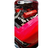 Red Chevelle iPhone Case/Skin