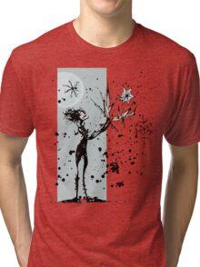 Ink Dance Tri-blend T-Shirt