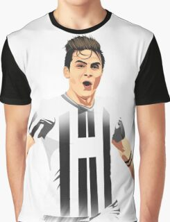 Paulo Dybala Graphic T-Shirt