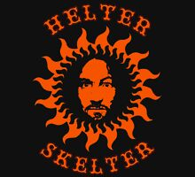 Helter Skelter 3 Colour Unisex T-Shirt