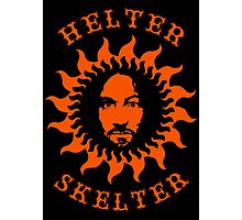 Helter Skelter 3 Colour Photographic Print