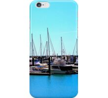 Abel Point Marina iPhone Case/Skin