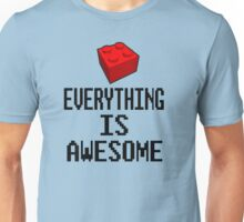 Lego - Everything Is Awesome Unisex T-Shirt