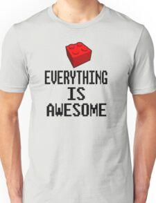 Lego - Everything Is Awesome Unisex T-Shirt