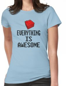 Lego - Everything Is Awesome Womens Fitted T-Shirt