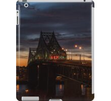 Pont Jacques-Cartier iPad Case/Skin