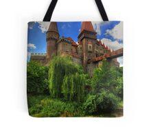 Vajdahunyadi vár IV (castle) Tote Bag