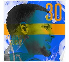 Stephen Curry - Smile Design 2016 Poster
