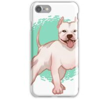 Harker the Pit Bull iPhone Case/Skin