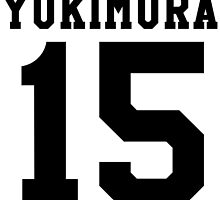 Yukimura 15 (Black) by acree10
