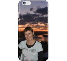 Sunset Selfie iPhone Case/Skin