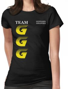 Team GGG Womens Fitted T-Shirt