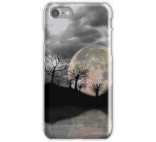 Moon Landscape iPhone Case/Skin