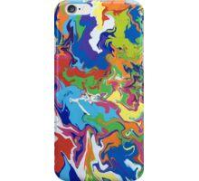 Vertical Flow iPhone Case/Skin