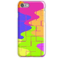 Puzzle Splatters iPhone Case/Skin