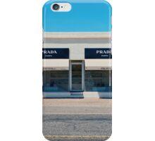 Prada Marfa iPhone Case/Skin