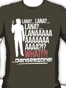 ISIS - Operation: Dangerzone!! T-Shirt