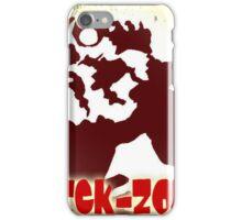 REDNECK ZOMBIES iPhone Case/Skin