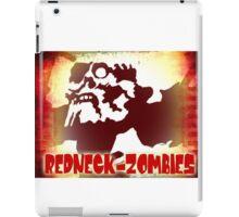 REDNECK ZOMBIES iPad Case/Skin