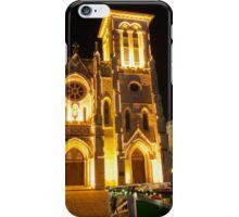 Christmas in San Antonio, TX  iPhone Case/Skin