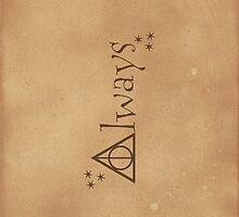 """Always"" by JennDePaolaArt"