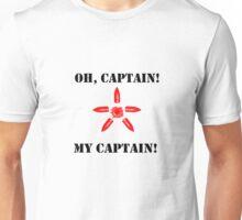 Oh Captain! #TeamSteve Unisex T-Shirt