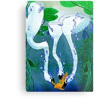 Swan Lake Metal Print