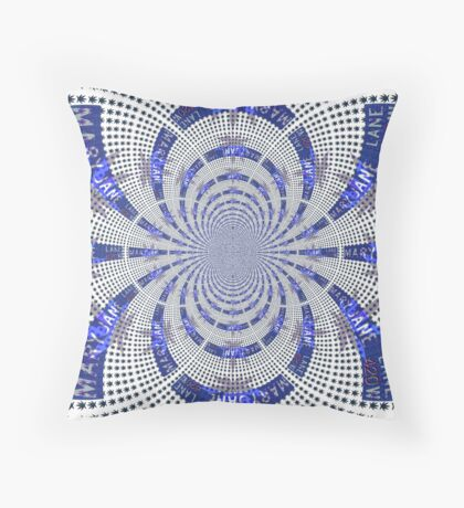 Mary Jane - Mary Jane Throw Pillow