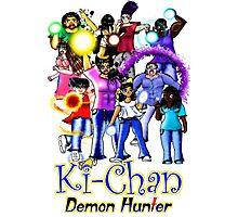 Ki-Chan: Full Cast Photographic Print