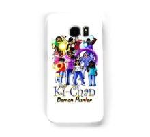 Ki-Chan: Full Cast Samsung Galaxy Case/Skin