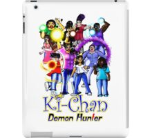 Ki-Chan: Full Cast iPad Case/Skin