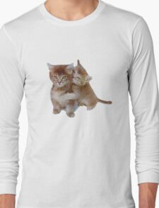 Love Kittens Long Sleeve T-Shirt