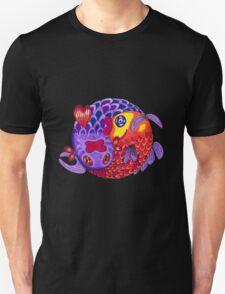 Yin Yang - Fish Unisex T-Shirt