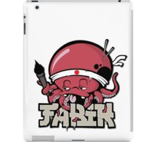 Farik- Octopus Crew iPad Case/Skin