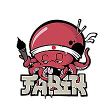 Farik- Octopus Crew Photographic Print