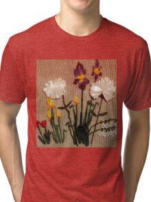 Flowers For Mom Tri-blend T-Shirt