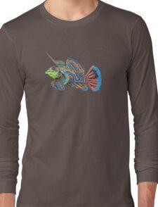 Mandarin Fish Long Sleeve T-Shirt