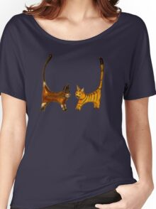Let's play Women's Relaxed Fit T-Shirt