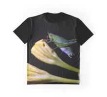 Working Late Graphic T-Shirt