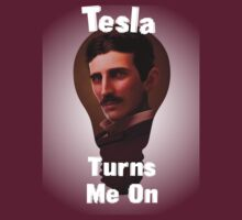 Tesla Turns Me On by Cameron McCall