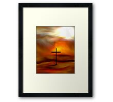 For Him Framed Print