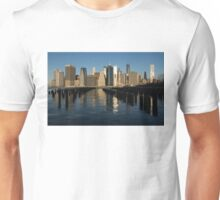 Manhattan Waking Up Unisex T-Shirt