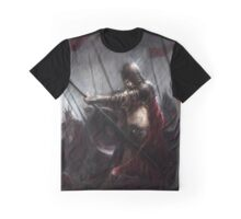 Army on the Move Graphic T-Shirt