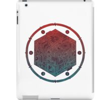 The Folly of Time and Space, Explained iPad Case/Skin