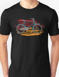 Bicycles - Rideable Art Unisex T-Shirt