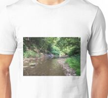 Creek Bed Unisex T-Shirt