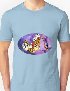 Calvin and Hobbes Laugh Unisex T-Shirt