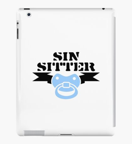 Sin Sitter VRS2 iPad Case/Skin