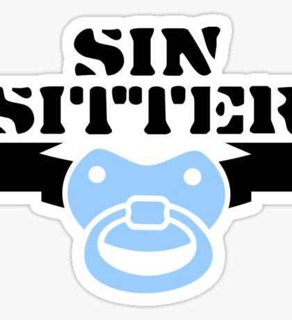 Sin Sitter VRS2 Sticker