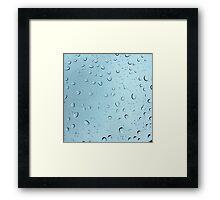 Rain Again Framed Print